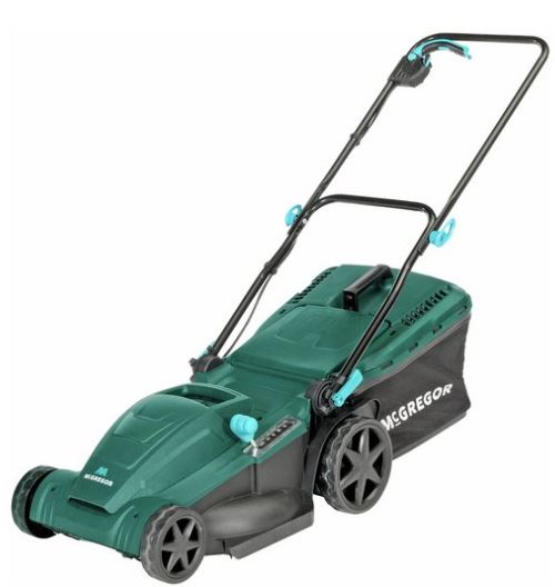 Mcgregor Lawn Mower Review Compilation Of 10 Uk Garden